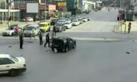 Ново видео показва катастрофата с Милен Цветков (ВИДЕО)