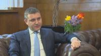 Владислав Горанов: Влизането в еврозоната ще стане в договорените срокове с ЕЦБ