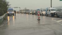 """10 км опашка от коли чака да влезе в София през АМ """"Тракия"""""""