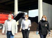 Намаляло е количеството на хранителни отпадъци, които постъпват в Инсталацията за биологично третиране в Хан Богров