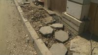 Разкопана улица пречи на жителите на благоевградски квартал да стигнат до домовете си