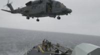 Откриха отломки от изчезналия над Средиземно море хеликоптер на НАТО