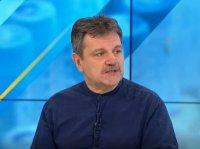 Д-р Симидчиев: Когато вирусът тръгне да мутира, няма да мутира към по-опасен
