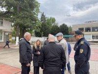 Спецакция срещу битовата престъпност се провежда в Ботевград