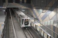 Пускат новата линия на метрото до 30 август (СНИМКИ)