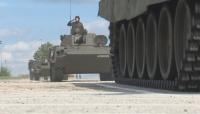 Във Велико Търново тече подготовка за военния парад за Гергьовден