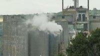 Авария в цеха за азотна киселина на химическия завод в Димитровград