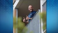 Маратонецът от балкона: Това е послание да мислим повече за другите