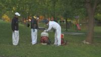 Третират зелените площи в София за кърлежи