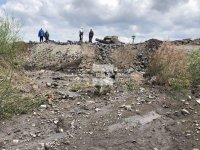 снимка 4 Проверяват има ли замърсяване на реките след скъсването на дигата в Перник