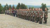 За първи път в историята домакин на Гергьовденския парад беше Велико Търново