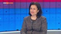 Десислава Танева: Беше важно да подкрепим производителите да стигнат до потребителите