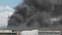 РИОСВ-Пловдив следи за чистотата на въздуха след вчерашния пожар