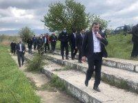 снимка 6 Проверяват има ли замърсяване на реките след скъсването на дигата в Перник