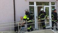 Потушен е пожарът в старческия дом в Благоевград