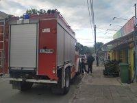 Жена загина при пожар в дома ѝ в Бургас