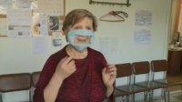 Специални маски за хората с увреден слух в Русе