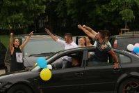 снимка 14 Въпреки мерките: Абитуриенти празнуват в центъра на София (СНИМКИ)