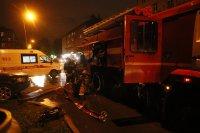 Петима пациенти на механична вентилация с COVID-19 загинаха при пожар в руска болница
