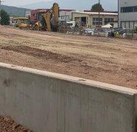 Борисов: Напредва строителството на разширението на Околовръстното на София
