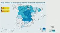5% от населението на Испания е инфектирано с COVID-19