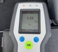 Задържаха шофьор с 3.22 промила алкохол в Пловдив