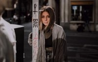 Виктория с нова песен, снима клип в Бургас