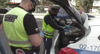 1200 нарушители на пътя за седмица в Бургас