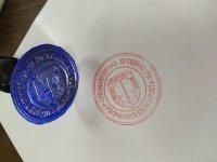 Неистински печати са намерени в офис, ползван от обвиняеми за участие в група за измами