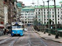Спират трамваите в Гьотеборг заради COVID-19