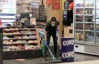 снимка 5 Моловете отвориха врати. Как работят магазините? (СНИМКИ)