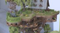 Фотографът Огнян Стефанов изгради уникален макет на мечтаното село