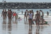 Плажовете в Европа отново се изпълват с хора