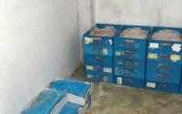 Иззеха 1 тон месо без документи от цех в село Караджово
