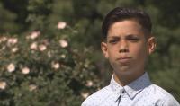Екип на БНТ се срещна с момчето, което играе Роналдо в хитовия детски сериал