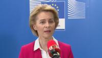 Урсула фон дер Лайен ексклузивно за БНТ: Средствата за България се увеличават