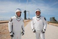 Гледайте по БНТ: Историческата мисия на НАСА до Международната космическа станция