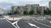 """Пускат движението по новоизградения бул. """"Петър Дертлиев"""""""