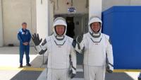 Историческата мисия на Space X и NASA се отлага за 30 май