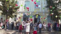 Балони в небето над Карлово – почит за първоучителите