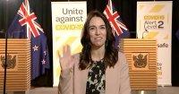 Премиерът на Нова Зеландия непоклатима, дори и при трус