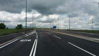 """снимка 2 Пускат движението по новоизградения бул. """"Петър Дертлиев"""""""