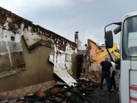 Жена пострада при пожар в Бобошево