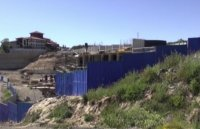 """Проверяват 4-етажен строеж на плажа """"Алепу"""""""