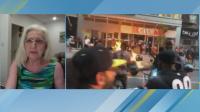 Трима полицаи от български произход са пострадали при протестите в САЩ