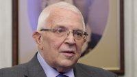 Почина президентът на Европейската федерация по борба Цено Ценов