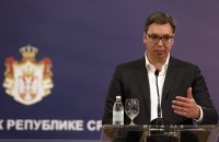 Критики към Александър Вучич заради предизборен клип с малолетно момиче