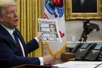 Тръмп подписа указ за регулация на социалните мрежи