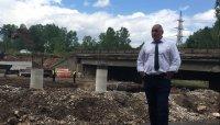 Борисов инспектира строителството на Южната дъга на Софийския околовръстен път