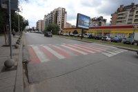 """снимка 2 Багери от неделя по столичния бул. """"Каблешков"""" – разширяват го"""
